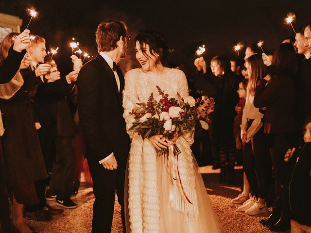 Le mariage de Alexane et Luc-Alban