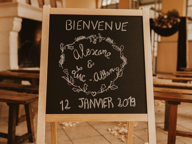 Le mariage de Luc-Alban et Alexane à Saint-Paul-en-Jarez, Loire 14