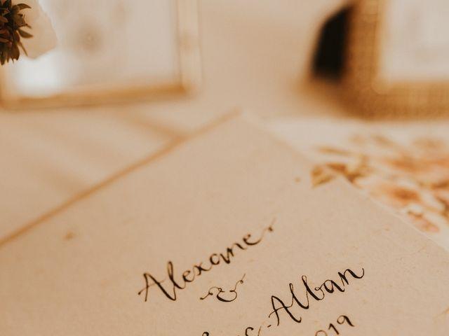 Le mariage de Luc-Alban et Alexane à Saint-Paul-en-Jarez, Loire 17
