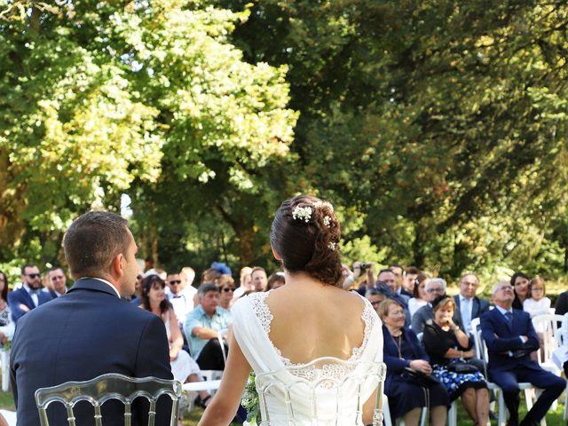 Le mariage de Sabrina et Thibault