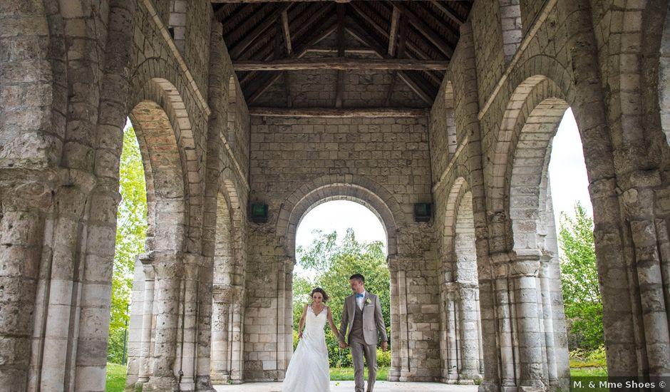 Le mariage de Quentin et Elodie à Bosc-le-Hard, Seine-Maritime