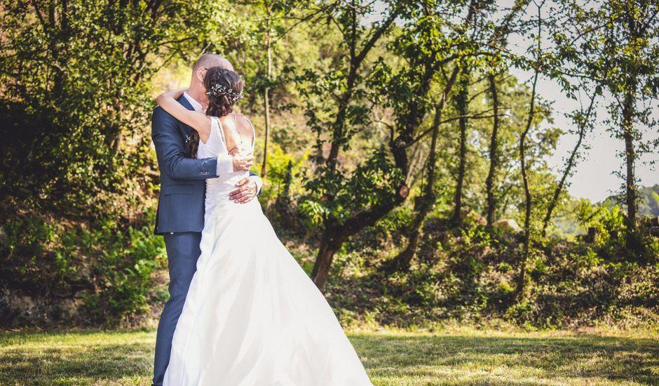 Le mariage de Yannick et Laurie à Châteauneuf-sur-Isère, Drôme