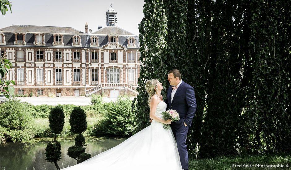Le mariage de Antoine et Aurélie à Saint-Maurice-Saint-Germain, Eure-et-Loir