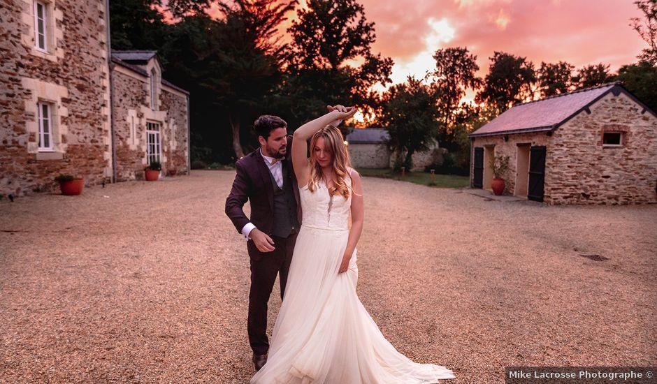 Le mariage de Karl et Cécile à Campbon, Loire Atlantique