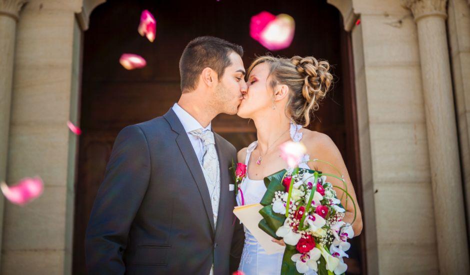 Le mariage de Cyril  et Coralie à Matour, Saône et Loire