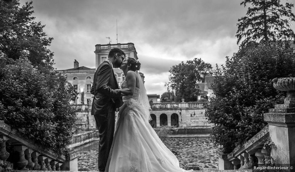 Le mariage de Paulo et Marie à Chauvigny, Vienne