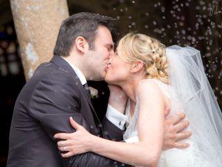 Le mariage de Christelle et Thierry 1