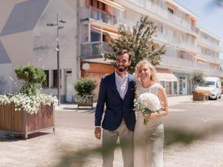 Le mariage de Mathilde et Théophile 1