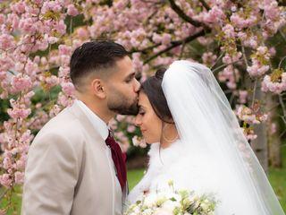 Le mariage de Marie et Toufik