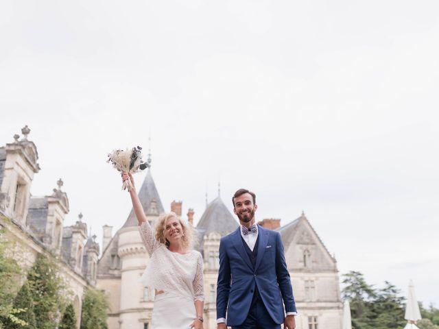 Le mariage de Mathilde et Théophile