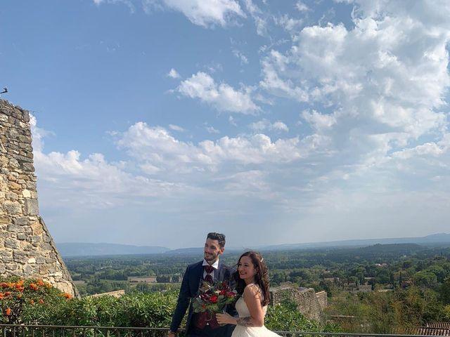 Le mariage de Florian et Nathalie à Le Thor, Vaucluse 3