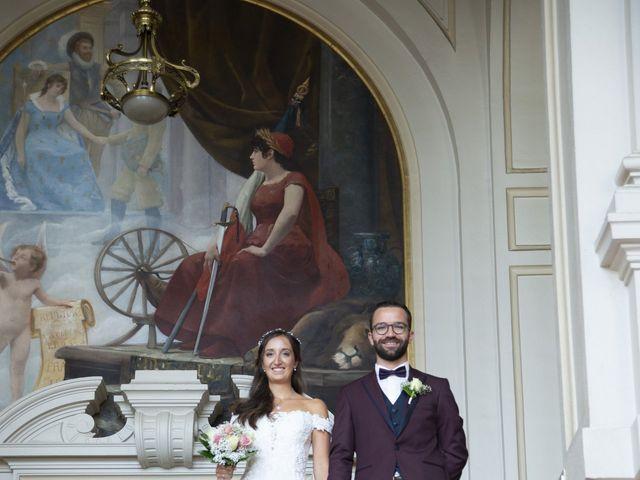 Le mariage de Sirella et Jérémie à Limoges, Haute-Vienne 4