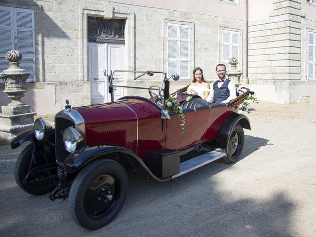Le mariage de Sirella et Jérémie à Limoges, Haute-Vienne 6