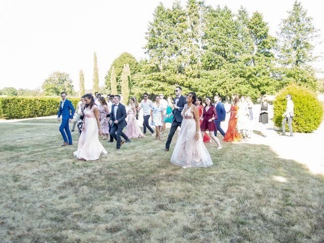 Le mariage de Sirella et Jérémie à Limoges, Haute-Vienne 7