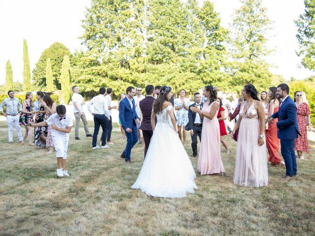 Le mariage de Sirella et Jérémie à Limoges, Haute-Vienne 8
