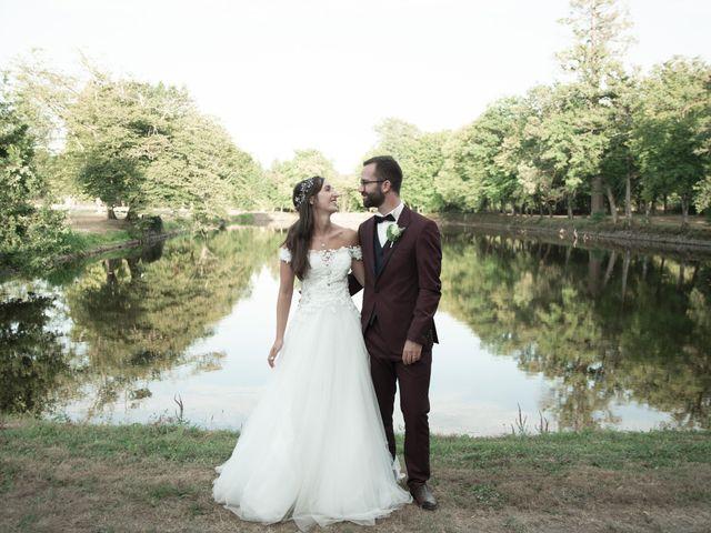 Le mariage de Jérémie et Sirella