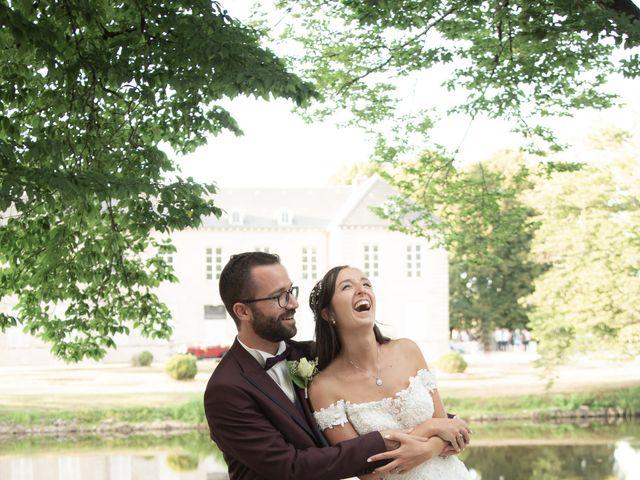 Le mariage de Sirella et Jérémie à Limoges, Haute-Vienne 12