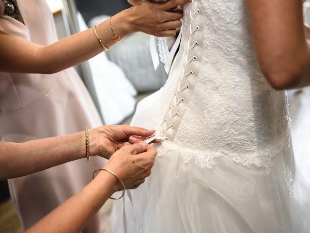 Le mariage de Yoann et Laure à Viviers, Ardèche 6