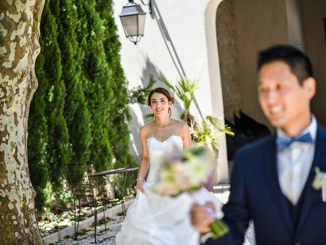Le mariage de Yoann et Laure à Viviers, Ardèche 9
