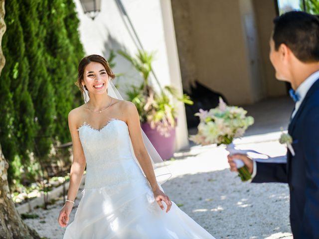Le mariage de Yoann et Laure à Viviers, Ardèche 10