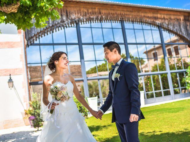 Le mariage de Yoann et Laure à Viviers, Ardèche 11