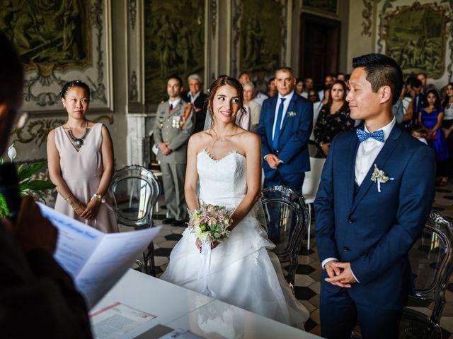 Le mariage de Yoann et Laure à Viviers, Ardèche 20