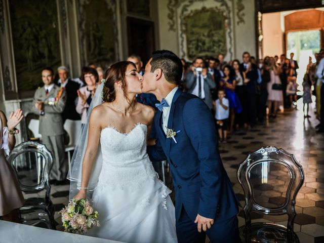 Le mariage de Yoann et Laure à Viviers, Ardèche 22