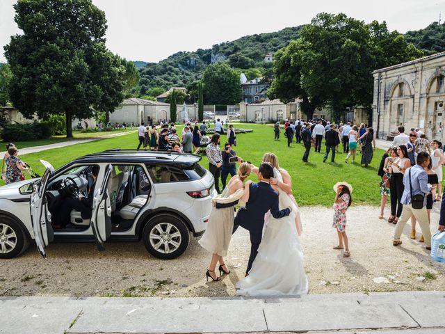 Le mariage de Yoann et Laure à Viviers, Ardèche 28