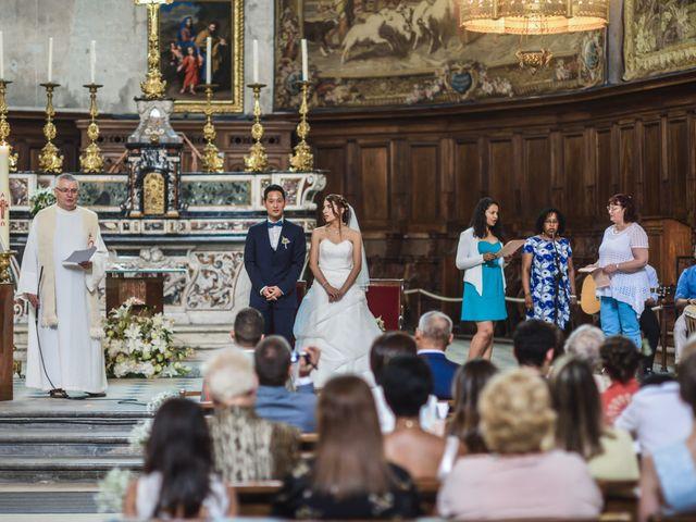 Le mariage de Yoann et Laure à Viviers, Ardèche 36