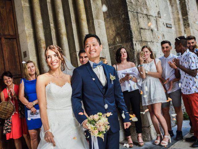 Le mariage de Yoann et Laure à Viviers, Ardèche 38
