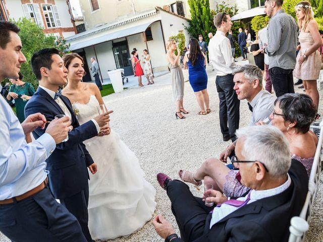 Le mariage de Yoann et Laure à Viviers, Ardèche 41