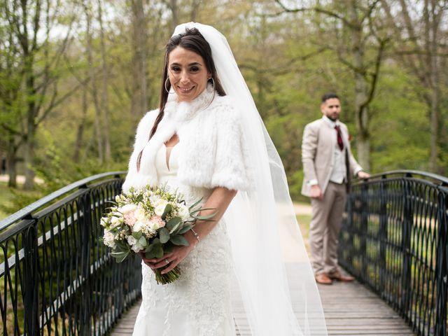 Le mariage de Toufik et Marie à Montrouge, Hauts-de-Seine 9