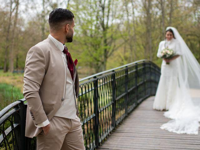 Le mariage de Toufik et Marie à Montrouge, Hauts-de-Seine 10