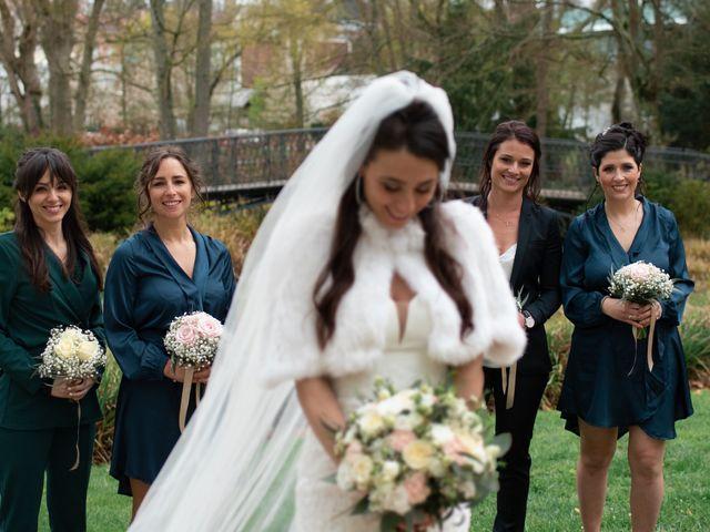 Le mariage de Toufik et Marie à Montrouge, Hauts-de-Seine 19