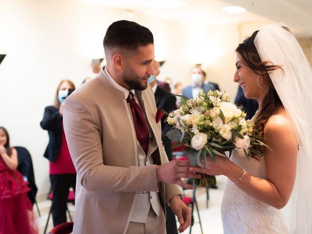 Le mariage de Toufik et Marie à Montrouge, Hauts-de-Seine 22