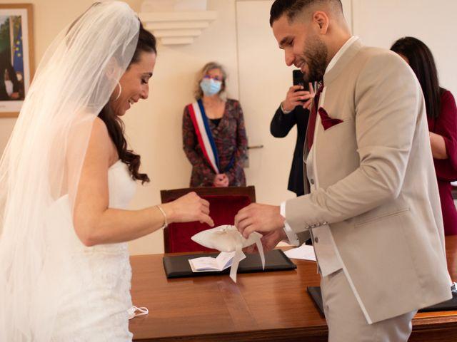 Le mariage de Toufik et Marie à Montrouge, Hauts-de-Seine 24