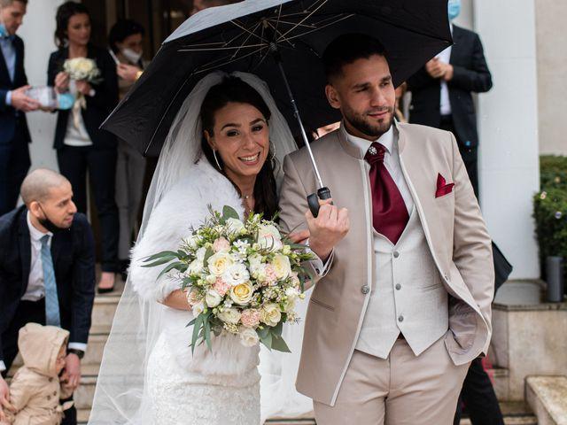 Le mariage de Toufik et Marie à Montrouge, Hauts-de-Seine 27