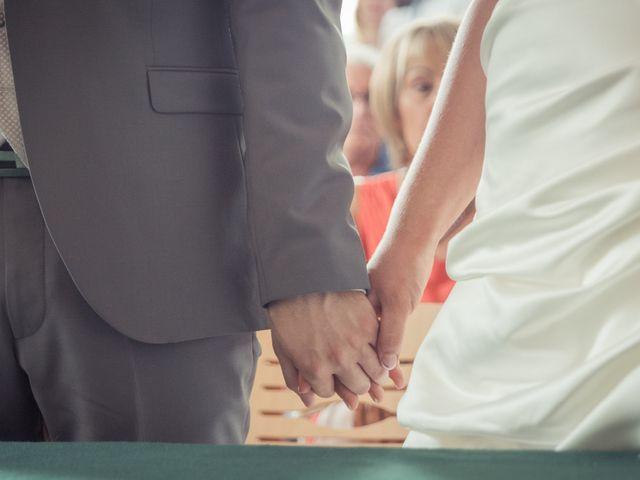 Le mariage de Xavier et Elodie à Saint-Laurent-d'Agny, Rhône 7