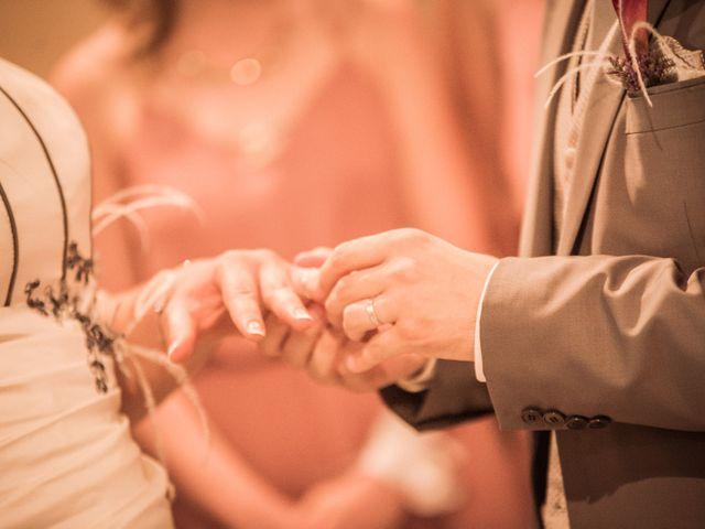 Le mariage de Xavier et Elodie à Saint-Laurent-d'Agny, Rhône 12