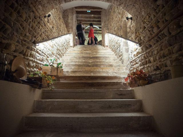Le mariage de Xavier et Elodie à Saint-Laurent-d'Agny, Rhône 17