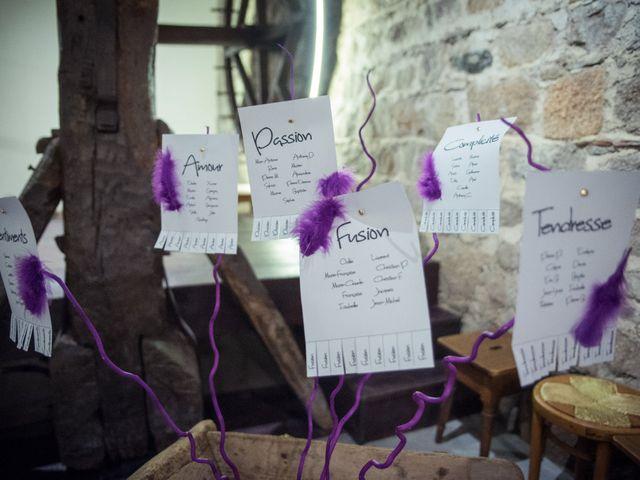 Le mariage de Xavier et Elodie à Saint-Laurent-d'Agny, Rhône 20