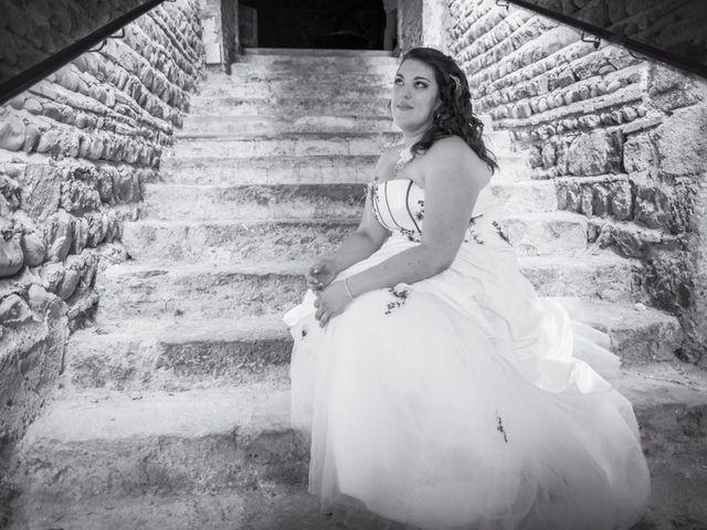 Le mariage de Xavier et Elodie à Saint-Laurent-d'Agny, Rhône 1