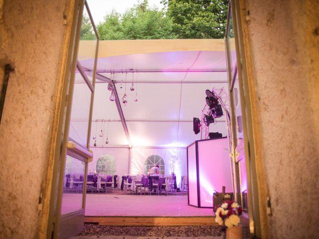 Le mariage de Xavier et Elodie à Saint-Laurent-d'Agny, Rhône 21