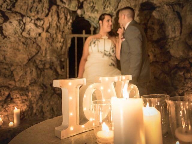 Le mariage de Xavier et Elodie à Saint-Laurent-d'Agny, Rhône 2