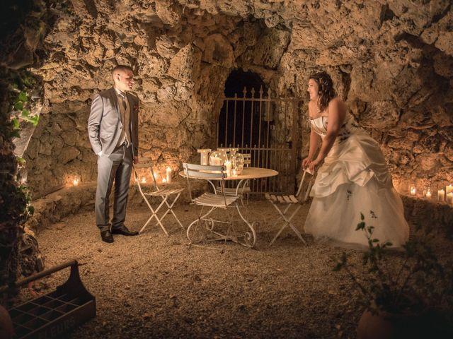 Le mariage de Elodie et Xavier