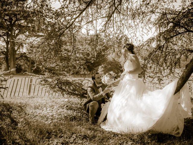 Le mariage de Naomi et Jean-David