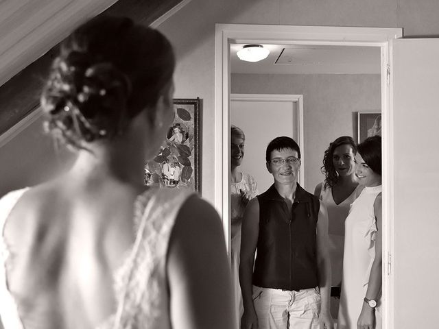 Le mariage de Mathieu et Anaïs à La Pommeraye, Calvados 20