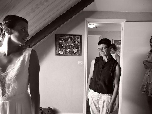 Le mariage de Mathieu et Anaïs à La Pommeraye, Calvados 21