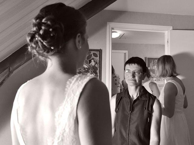 Le mariage de Mathieu et Anaïs à La Pommeraye, Calvados 22