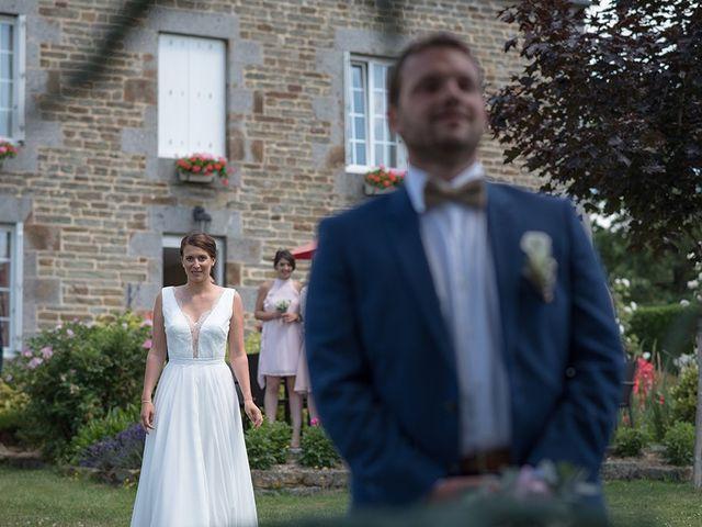 Le mariage de Mathieu et Anaïs à La Pommeraye, Calvados 25